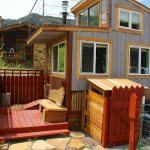 Jeremy Matlock's Clearstory Tiny House on Wheels 8