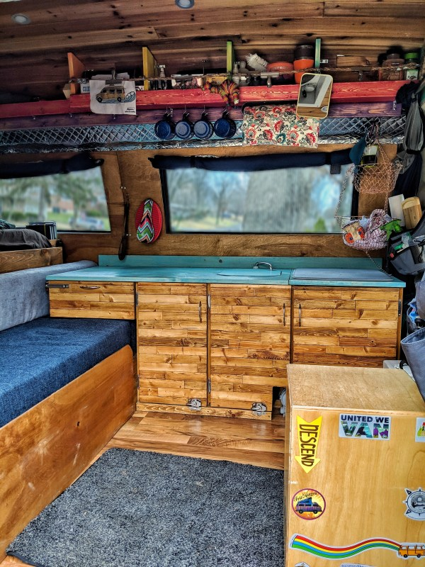 John and Jayme of Gnomad Couple Living in their Van and Traveling the World 003