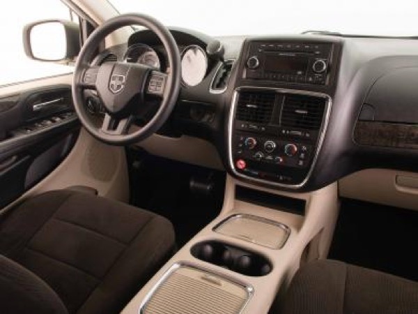 Jucy Dodge Caravan to Motorhome Conversion Camper Mini RV 0022