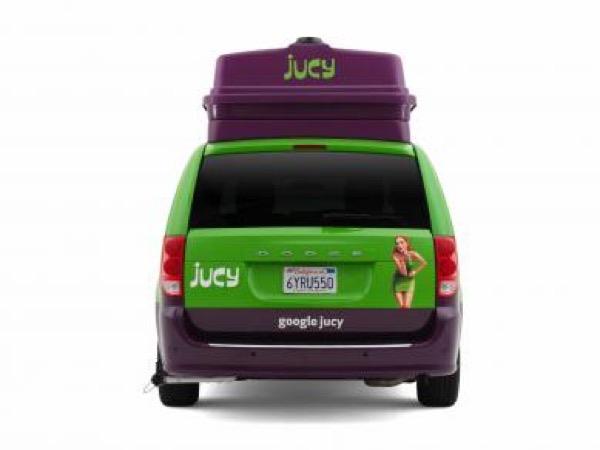 Jucy Dodge Caravan to Motorhome Conversion Camper Mini RV 006