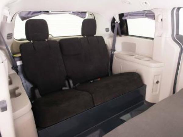 Jucy Dodge Caravan to Motorhome Conversion Camper Mini RV 008