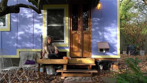 Karins DIY Tiny House in Portland 0010