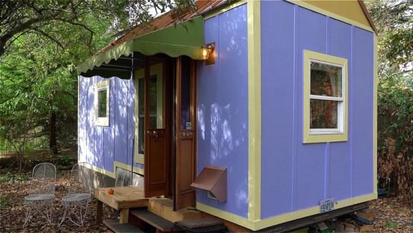 Karins DIY Tiny House in Portland 0011