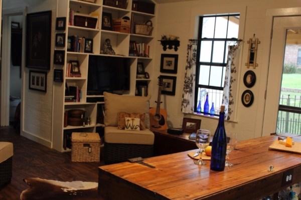 Kathys 16 x 28 Tiny Cottage in Texas 0013