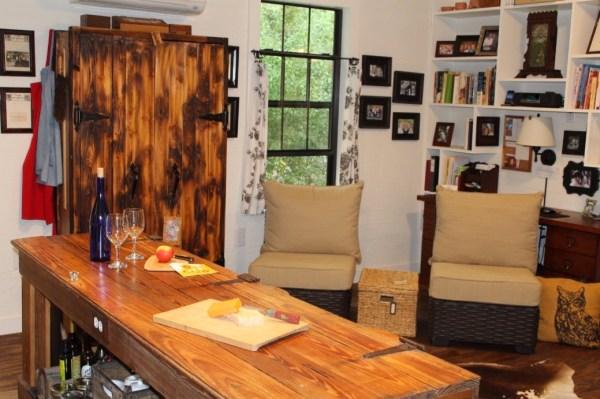Kathys 16 x 28 Tiny Cottage in Texas 0014