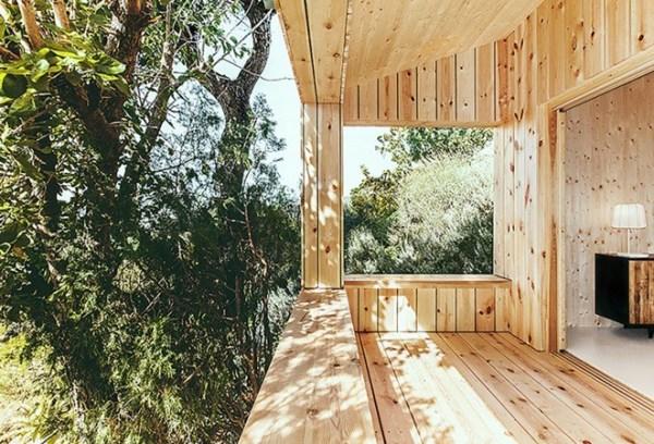 La Casa De Madera by Dom Arquitectura 0012