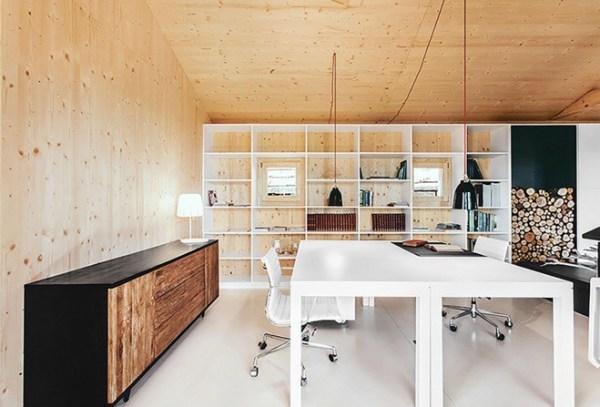 La Casa De Madera by Dom Arquitectura 004