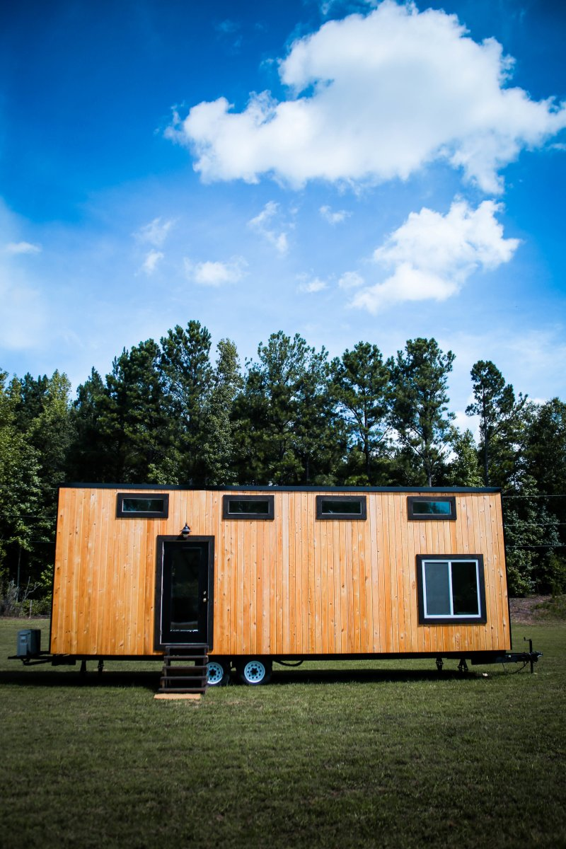 Win this gorgeous tiny house from lamon luther for Gorgeous small homes