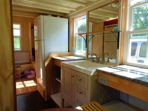 Larry Vickers SIP Tiny House For Sale in Asheville NC 0010