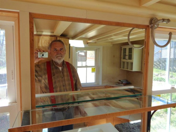Larry Vickers SIP Tiny House For Sale in Asheville NC 0011