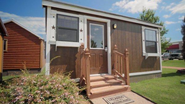 Lelands Cabins Rio Bravo Tiny House 007