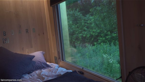 LightHotel Shipping Container Tiny House by Geoffrey Warner of Alchemy Architects and the WeeHouse 003