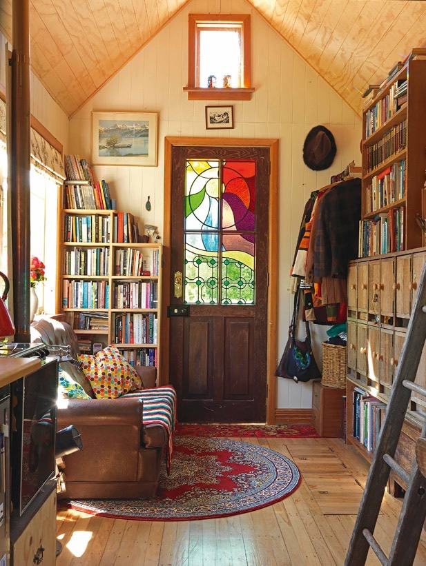 Lily S 150 Sq Ft Tiny House On Wheels In New Zealand