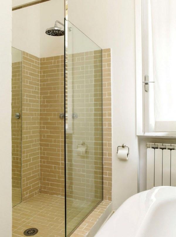 Bathroom in an Italian Cottage