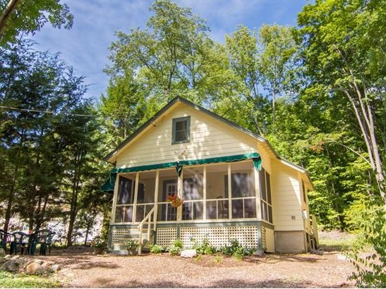 Little Cottage on 1 Acre For Sale in Winchester, CT