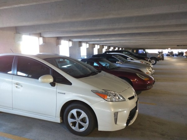 Living in a Toyota Prius 005