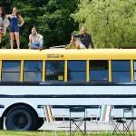 Living in a school bus Skoolie – 3 – Exploring Alternatives