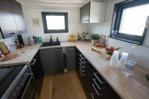 Luxurious Tiny House on Wheels Vacation in Denmark