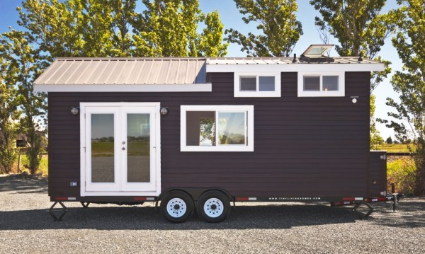 Luxury Mint Tiny Home 002