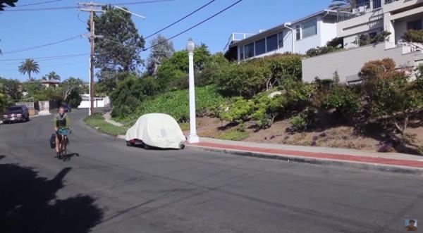 Man Simplifies into Off-Grid Micro Cabin Life in California 0030