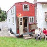 Matt and Kelseys 300sf Tiny House via FYI 006