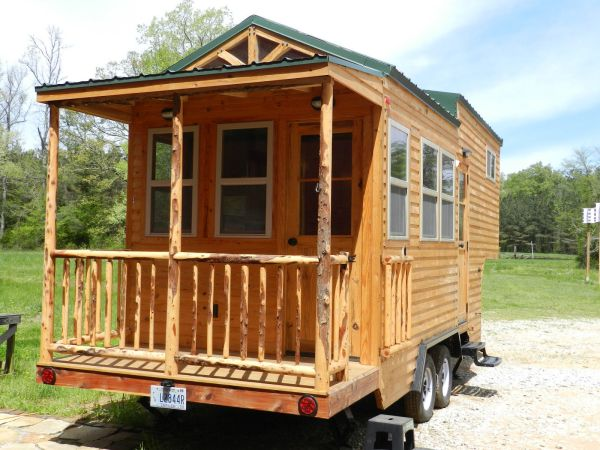 Mississippi Tiny House - 5th Wheel 001