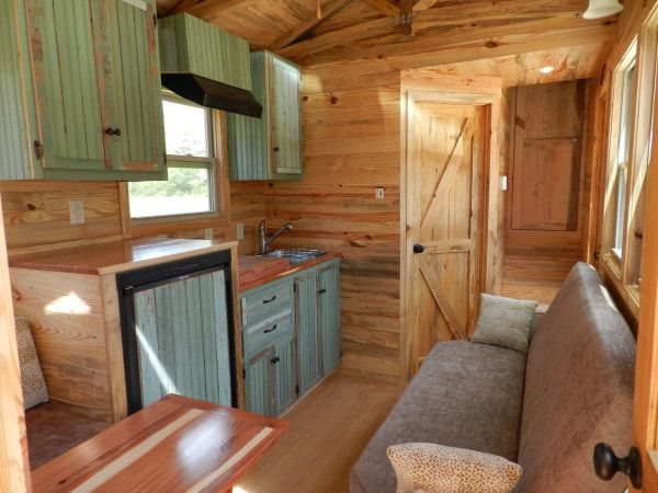 Mississippi Tiny House - 5th Wheel 009