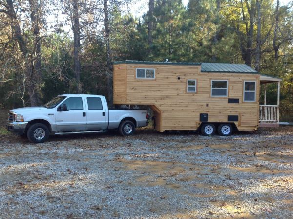 Mississippi Tiny House - 5th Wheel 012