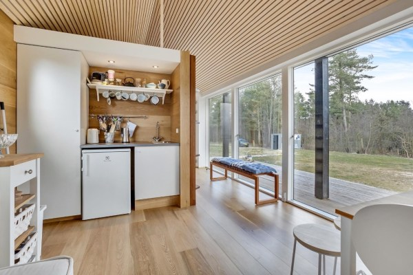 Modern Tiny Cabin For Sale 005