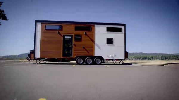 Modern Tiny House by Innovate Tiny – 28ft Catalina 001