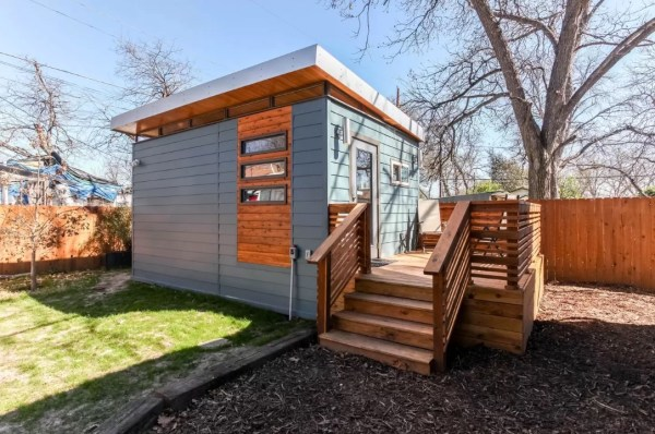 Modern Tiny House in Austin 001