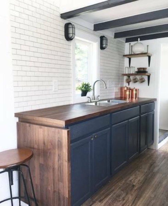 Tiny House On Wheels With Amazing Interior Design For Sale