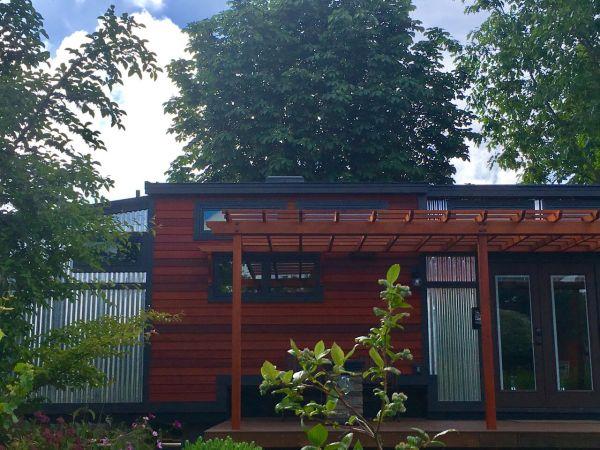 Mt Hood Lodge Tiny House by Tiny Smart House_006