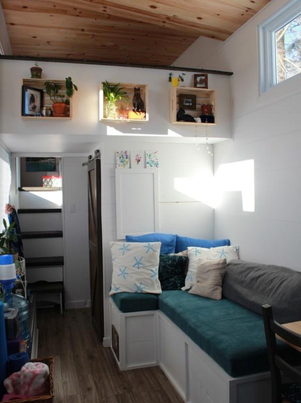 Natashas 28ft Tiny House on Wheels 0013