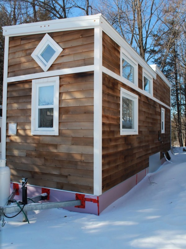 Natashas 28ft Tiny House on Wheels 0019