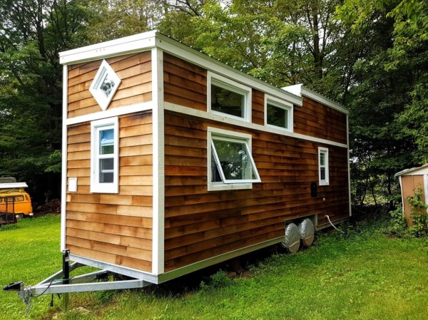 Natashas 28ft Tiny House on Wheels 0021