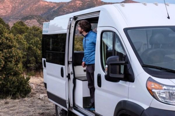 The Biggie Dodge Ram ProMaster Van Conversion By Native Campervans