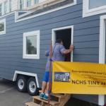 Ness City High School Tiny House