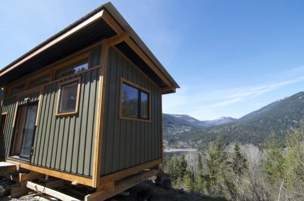 No Loft V House Nelson Tiny House 001
