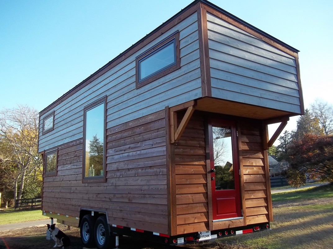 Images Via Nomad Tiny Homes