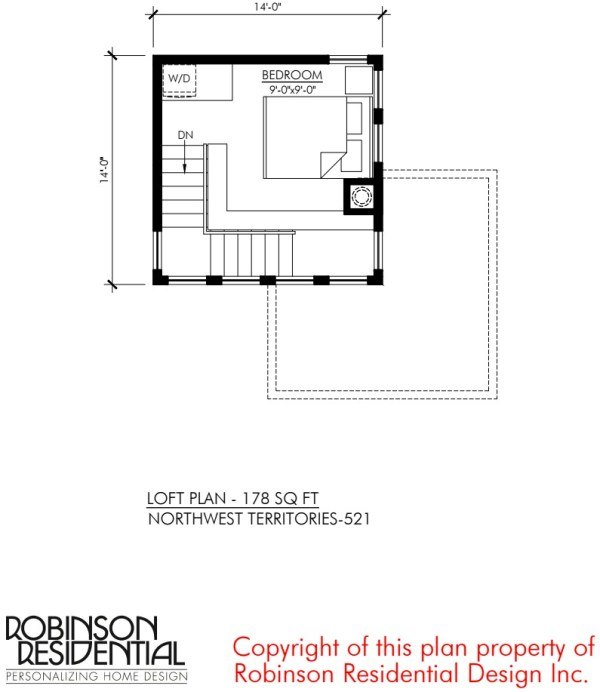 Tiny Home Designs: Small House Design: North West Territories By Robinson