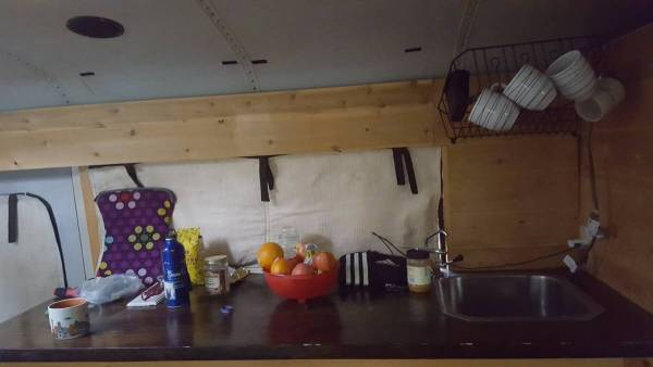 Off Grid Skoolie with Solar For Sale 003