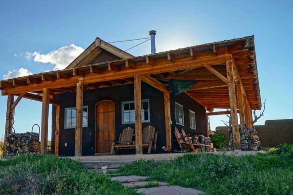 Off-Grid Tiny Cabin in Colorado 001