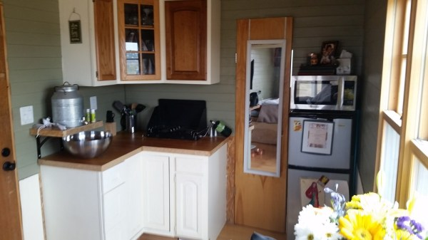 Off Grid Tiny House For Sale With Parking Deal In Thornton