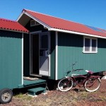 Off-Grid Tiny House on Wheels with Land in Pahoa Hawaii For Sale 001