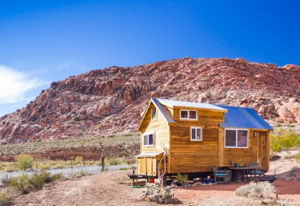Old Hippie Woodworking and Design Tiny House on Wheels 001