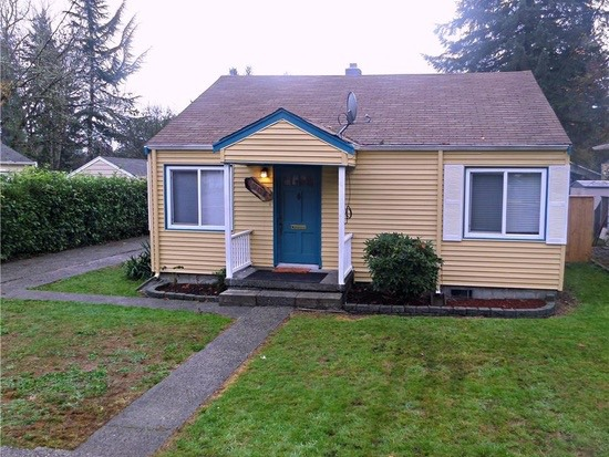 800 Sq. Ft. Little Cottage For Sale in Olympia, WA