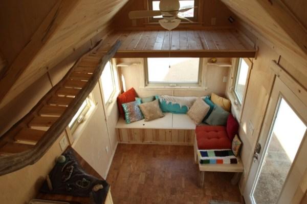 Open Sol 24ft Tiny House on Wheels by Simblissity Tiny Homes 002