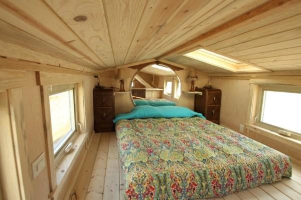 Open Sol 24ft Tiny House on Wheels by Simblissity Tiny Homes 004