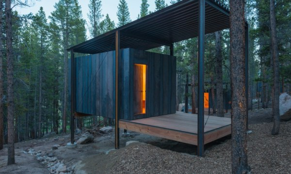 Outward Bound Micro Cabins in Colorado 001